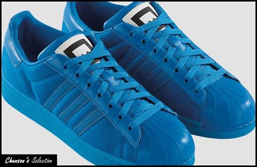 Adidas Shoes Blue Colour
